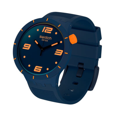 SWATCH Futuristic Blue SO27N110