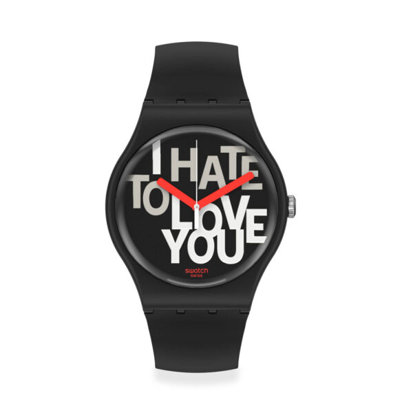 SWATCHHate 2 Love SUOB185