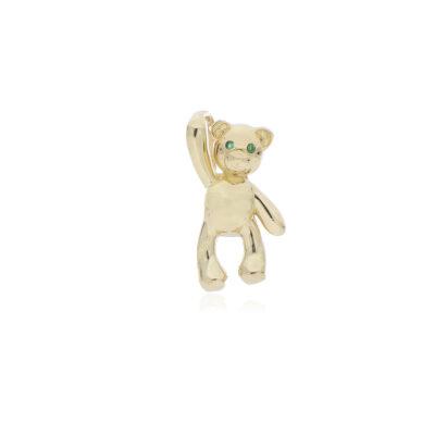DIJE Oro Amarillo Oso Teddy