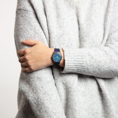 SWATCHLa Night Blue GN274