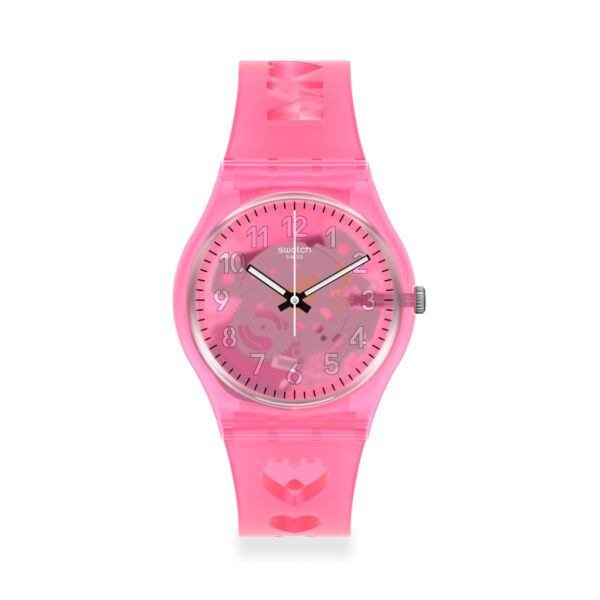 swatch love with all the alphabet