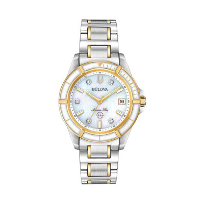 Reloj Bulova 98P186 Marine StarDiamonds